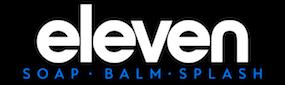 eleven shaving small banner